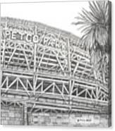 Petco Park Canvas Print