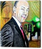 Peter Kenneth  Canvas Print