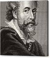 Peter Paul Rubens, 1577-1640. Flemish Canvas Print