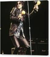 Peter Wolf Canvas Print