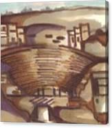 Petra 01 Canvas Print