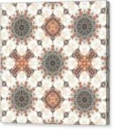 Petrified Folk Tapestry Canvas Print