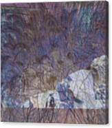 Petroglyphs 4 Canvas Print