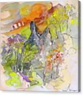 Peyrehorade 04 Canvas Print