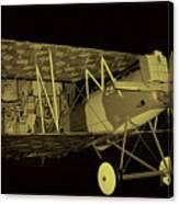 Pfalz D.xii Fighter Canvas Print