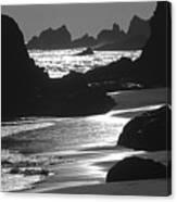 Pfeiffer Beach Sp 8192 Canvas Print