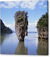 Phangna Bay Canvas Print