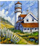 Phare 005 Canvas Print