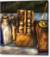 Pharmacist - Field Medicine Canvas Print