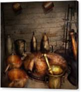 Pharmacy - Alchemist's Kitchen Canvas Print