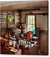 Pharmacy - Where I Make Medicine  Canvas Print