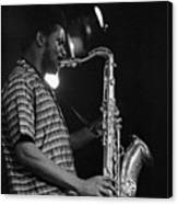 Pharoah Sanders 2 Canvas Print