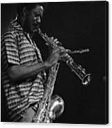 Pharoah Sanders 4 Canvas Print