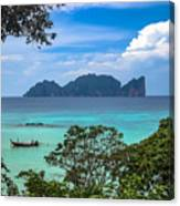 Phi Phi Islands Canvas Print