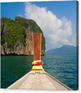 Phi Phi Leh Canvas Print