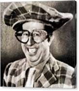 Phil Silvers, Comedy Legend Canvas Print