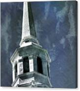 Philadelphia Christ Church Canvas Print