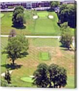 Philadelphia Cricket Club St Martins Golf Course 9th Hole 415 W Willow Grove Ave Phila Pa 19118 Canvas Print