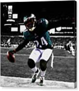 Philadelphia Eagles 5a Canvas Print