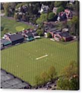 Philadelphia International Cricket Festival Pcc Canvas Print