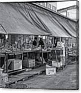 Philadelphia Italian Market 3 Canvas Print