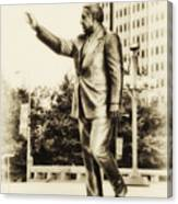 Philadelphia Mayor - Frank Rizzo Canvas Print