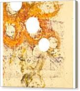 Philip Von Magnet In Fez Canvas Print