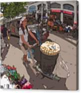 Philippines 1265 Mais Canvas Print