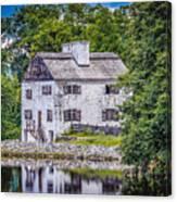 Philipsburg Manor House  Canvas Print