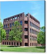 Phillips Exeter Academy Louis Kahn Library Canvas Print