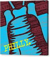 Philly Liberty Bell Canvas Print