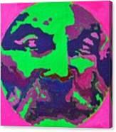 Philosopher - Anaximenes Canvas Print