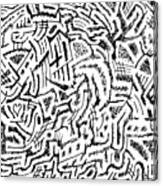 Phlogiston Canvas Print
