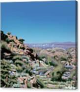 Phoenix Circa 1990 Canvas Print