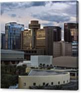 Phoenix Downtown Skyline Canvas Print