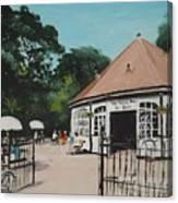Phoenix Park Tearooms Canvas Print