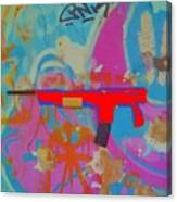 Phone Cam 515 3d Shooter Canvas Print