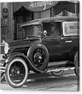 Photographer's 1928 Truck Canvas Print