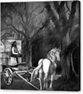 Photographic Van Canvas Print