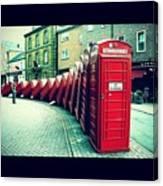 #photooftheday #london #british Canvas Print