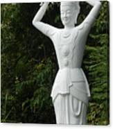 Phu My Statues 3 Canvas Print