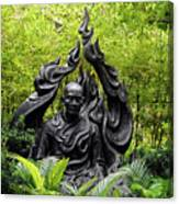 Phu My Statues 6 Canvas Print