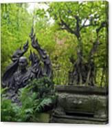 Phu My Statues 7 Canvas Print