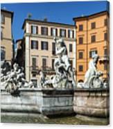 Piazza Navona Canvas Print