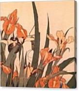 pic09600 Hokusai Canvas Print