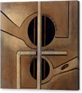 Picabia: Cest Clair, C1917 Canvas Print