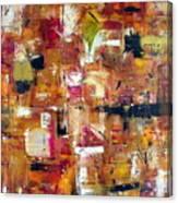 Picante Canvas Print
