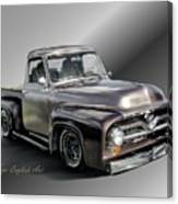 Pickup Named Penny Canvas Print