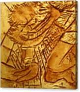 Picnic - Tile Canvas Print