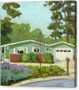 Pico Place Canvas Print